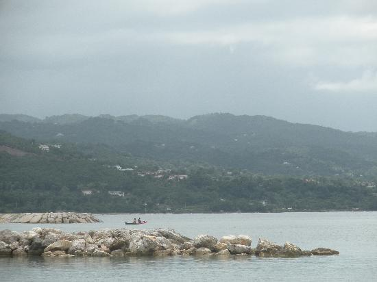 Sunscape Splash Montego Bay : Beach and Mountains