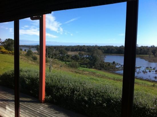 Frog Gully Cottages: view