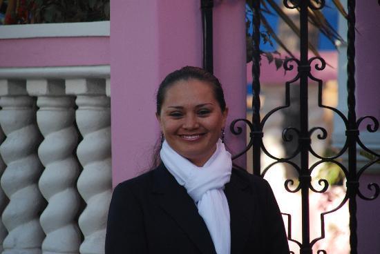 Casa Arequipa: A second wonderful hostess