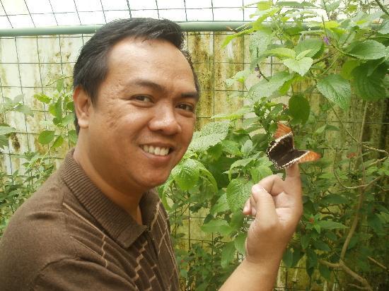 Monteverde Theme Park: Butterfly garden