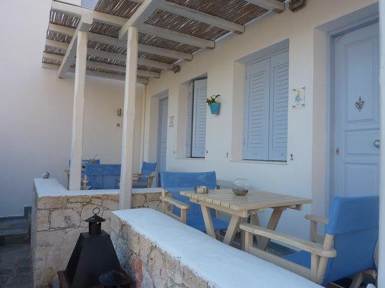 Kimolos, Greece: kimolis hotel