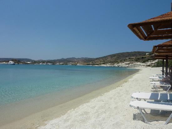 Kimolos, Yunani: Prassa beach!!!!!