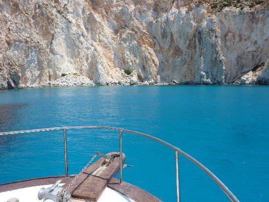 Kimolos, Greece: Polyaigos island