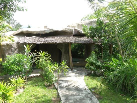 Samui Native Resort and Spa : Funky spa