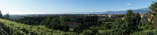 Residenza La Beccata: Panorama view from our room