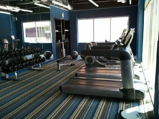 Aloft San Antonio Airport: Really Gorgeous Gym