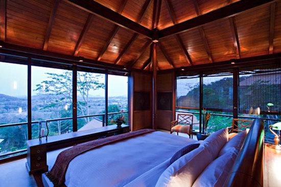 فيلا زوليتيود ريزورت آند سبا: Treetop panorama pool villa- bedroom