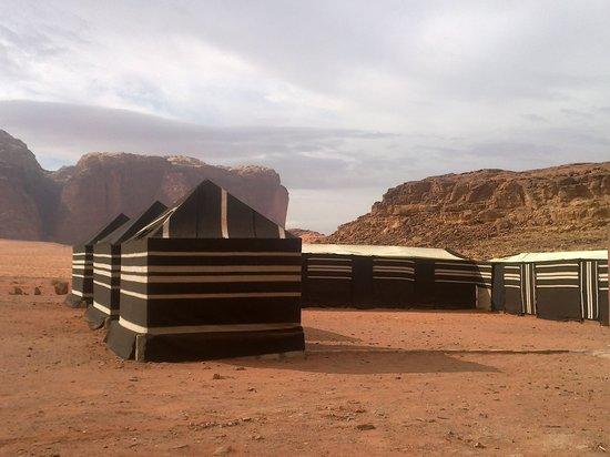 Wadi Rum Adventures: camp