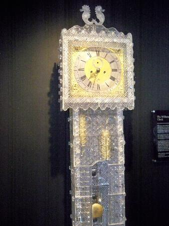 Waterford, Irland: Grandfather clock