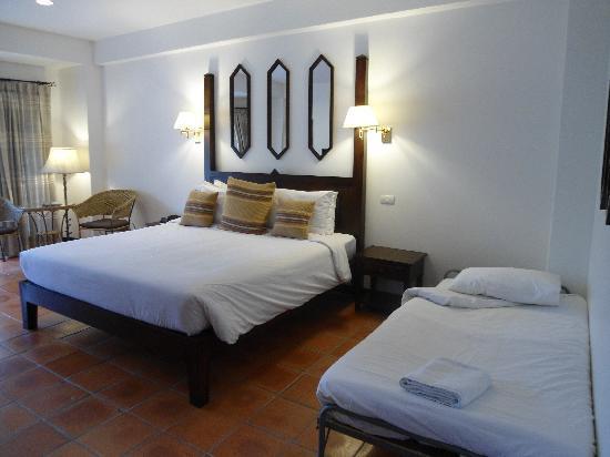 โรงแรมริมปิง วิลเลจ: chambre