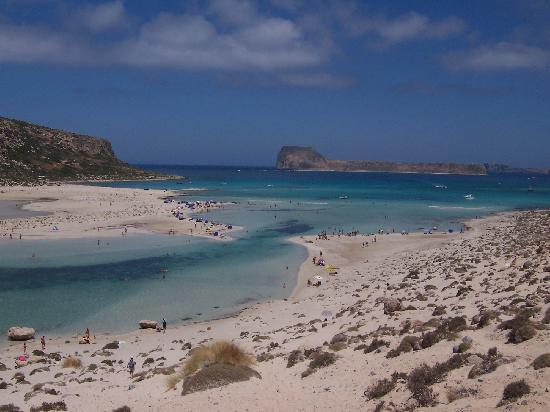 Balos Lagoon: A dream