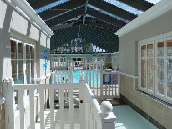Pierre & Vacances Residenz Les Jardins de la Cote d'Opale: Piscine