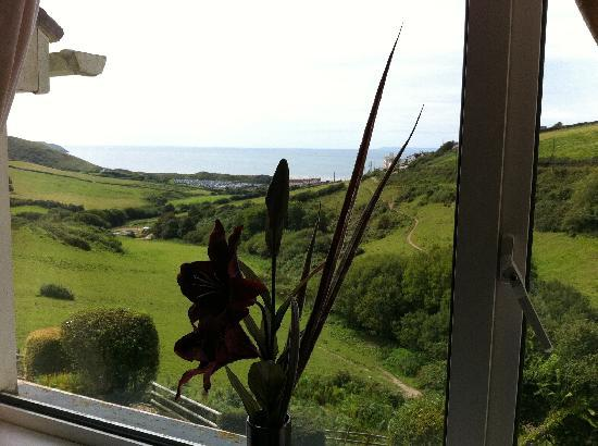 Greenacres of Woolacombe: View from the 'Lundy' room