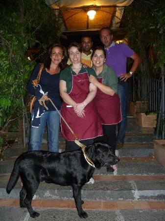 Case Perrotta - Lo Staff, Blacky, Rosa e Antonio