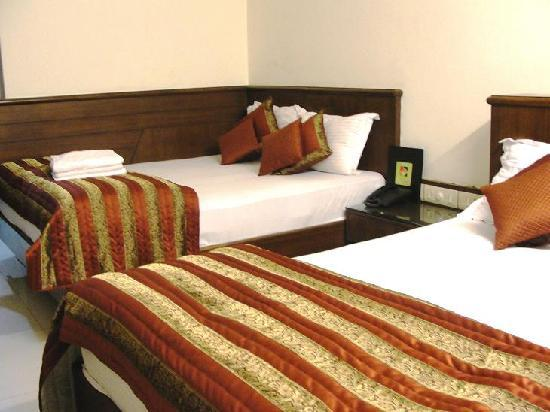 Hotel Chanchal Deluxe: family room