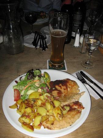 Filmhauskneipe: Wiener Schnitzel