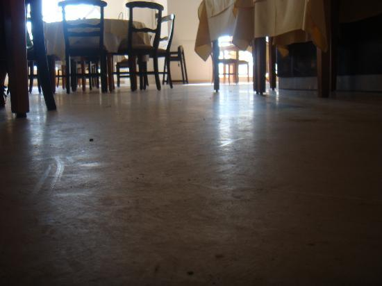 El Mouradi Club Kantaoui : sols restaurant