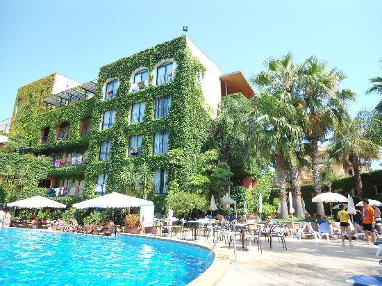 Hotel Caesar Palace: pool