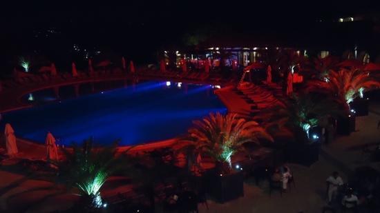 Club Med Opio Provence: vue sur la place principale