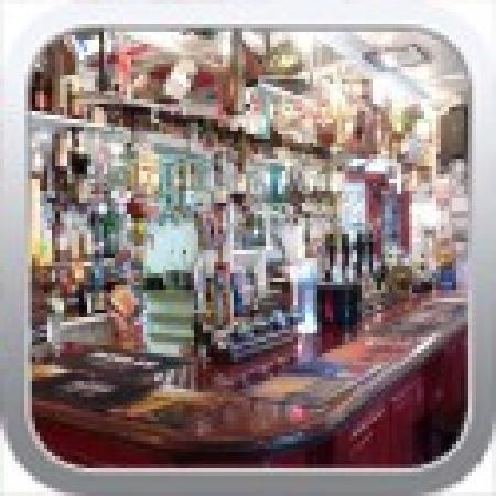 The London Inn: main bar