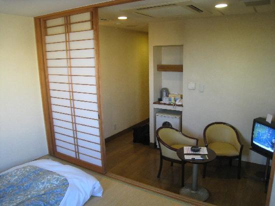 Nasu Shiobara Station Hotel: 室内