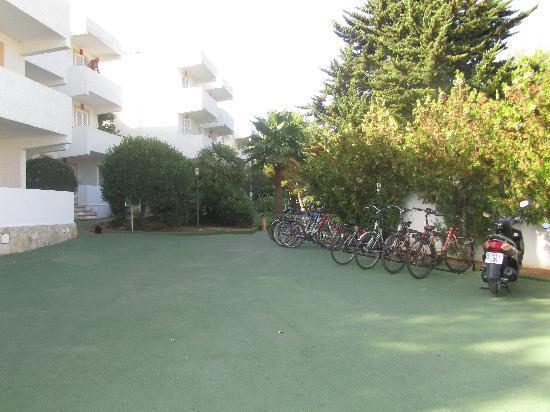 Prinsotel Mal Pas: Bicicletas