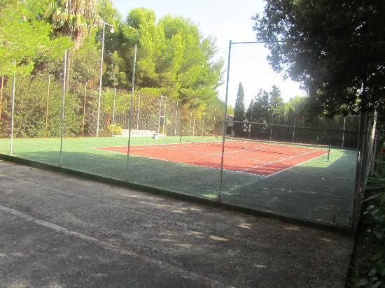 Prinsotel Mal Pas: Cancha de tenis