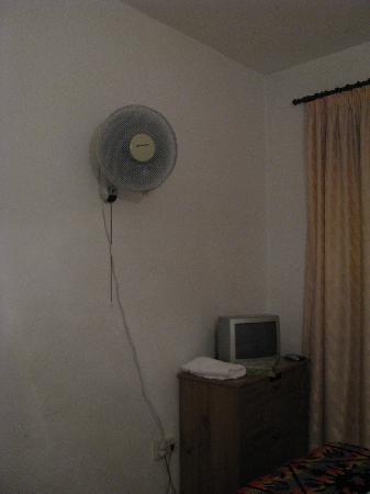 Buenavista: l'aria condizionata della camera!!!!