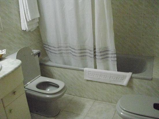Sant Jordi Boutique Hotel : baño