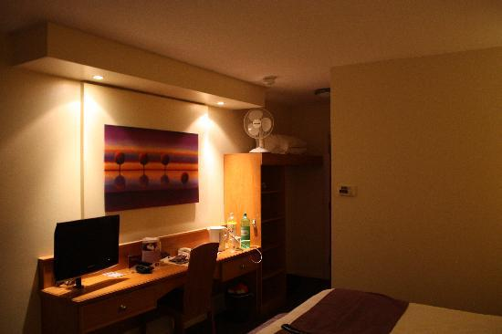 Premier Inn Liverpool Rainhill Hotel: Nice comfy feeling