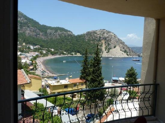 Limon Apart: View from balcony