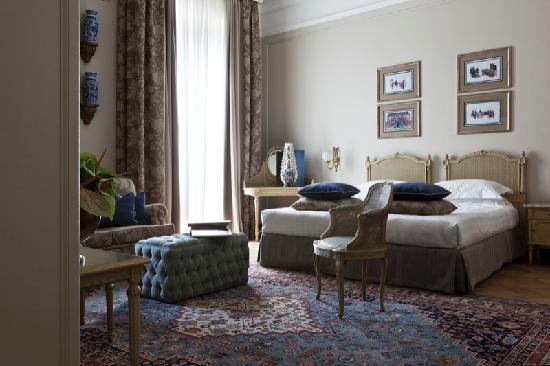 Grand Hotel et de Milan : Junior Suite