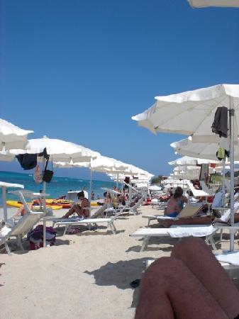 Capovaticano Resort Thalasso&Spa - MGallery by Sofitel: La spiaggia