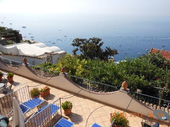 Hotel Il Gabbiano: Camera con terrazzo