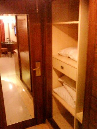 Nandhini Hotel - J.P.Nagar: As soon as you enter your room