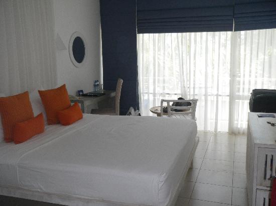"""โรงแรมชายา บลู ทรินโคมาลี: """"Normal"""" room"""