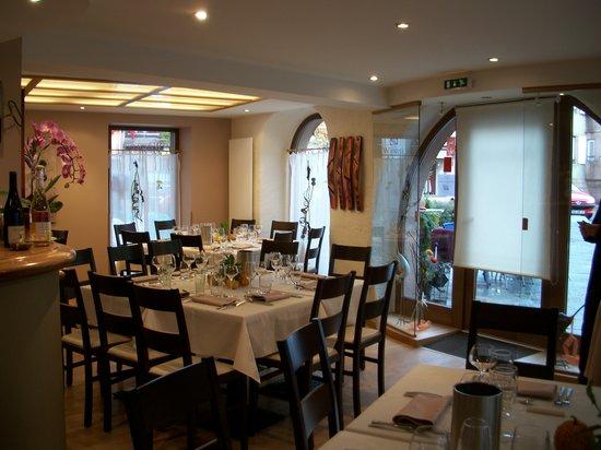 Restaurant Traiteur Wendling : façade