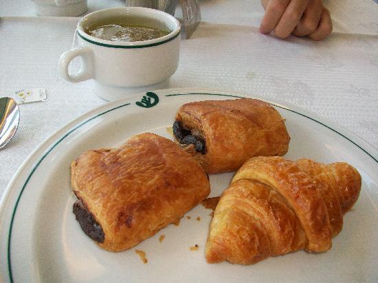 Hotel Benikaktus: Petit déjeuner