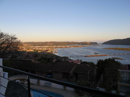 Villa Afrikana Guest Suites: la vista  dalla stanza!!!!