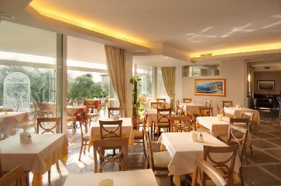 Hotel Villa Olivo: Sala Colazioni