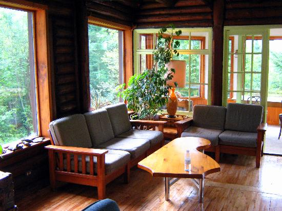 Le Chalet Beaumont : Really laid back