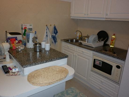 Muthu Clube Praia da Oura: kitchenette