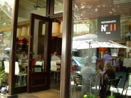 No. 11: restaurante-bar-jazz cafe numero11