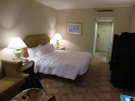 Hilton Colombo : Room