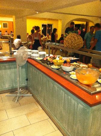 """Club Med Sant'Ambroggio : Le """"rafraichisseur"""" d'aliments"""