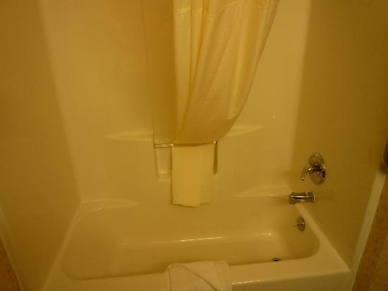 Comfort Inn & Suites Redwood Country: Bad