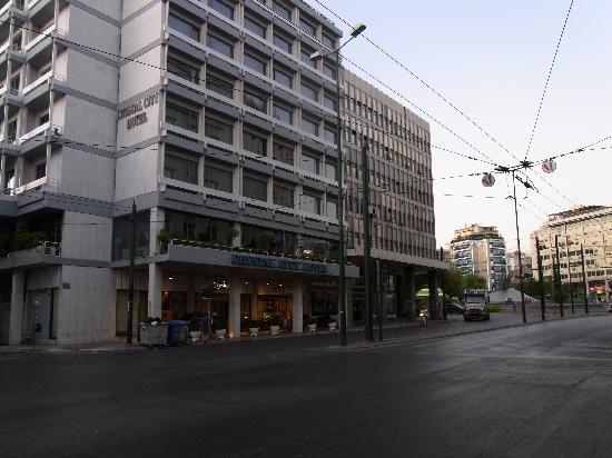Crystal Hotel: 建物の様子