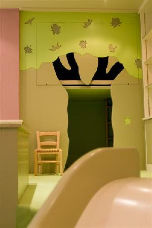 playroom at der Berghof