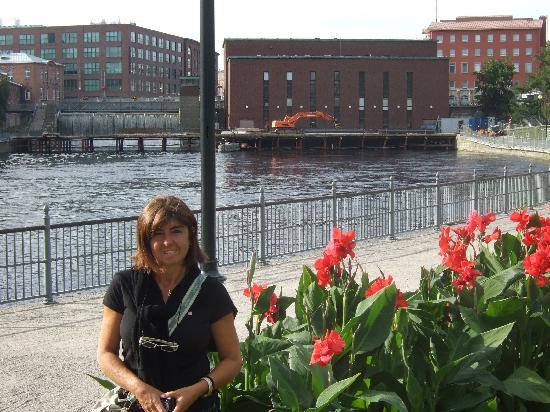 Hameenkatu: Le rapide Tammerkoski