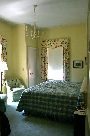 The Otesaga Resort Hotel: Bedroom of Fenimore Suite